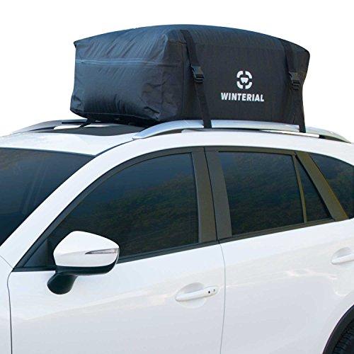 Winterial Rooftop Cargo Carrier / Waterproof / Universal Fit / Dirt / Snow / Water / Mud / Travel / Cargo Carrier