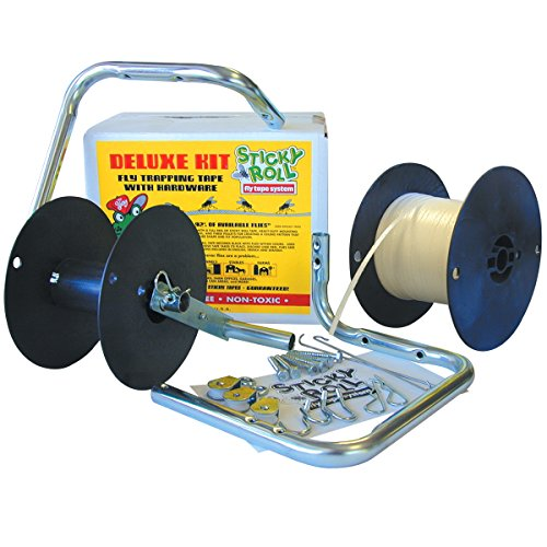 - Coburn SI1008 Sticky Roll Fly Tape 1000' Deluxe Kit with Hardware