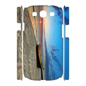 Diy Beautiful Boat Phone Case for samsung galaxy s3 3D Shell Phone JFLIFE(TM) [Pattern-2] Kimberly Kurzendoerfer