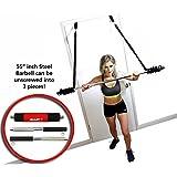 ALLN-1: Ultimate Fitness Bar (Multi-Function & Adjustable)