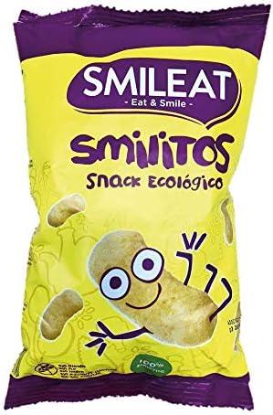 Smileat Gusanitos de Maíz Ecológico –