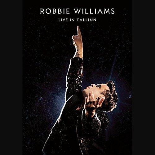 Blu-ray : Robbie Williams - Live in Tallin 2013 (Blu-ray)