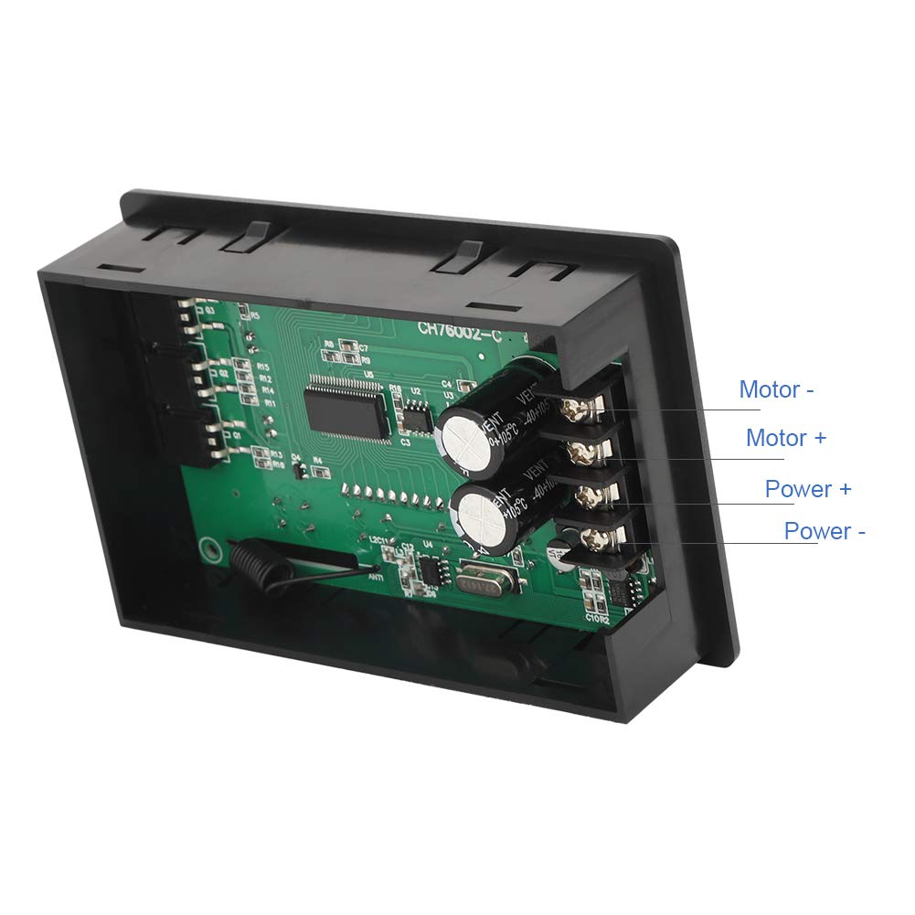 Wireless Remote Control Speed Controller,Remote Control DC Brush ...