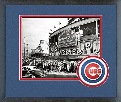 - Wrigley Field Chicago Cubs 1945 MLB Stadium Photo (Size: 13