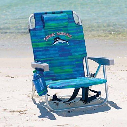 Tommy Bahama Strandstuhl In 3 Farben Blau Amazon De Bekleidung
