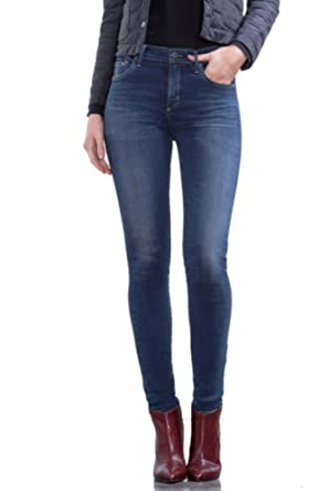 80860b6668a56 Image Unavailable. Image not available for. Color  Citizens of Humanity  Women s Rocket High Rise Sculpt Skinny Jeans ...