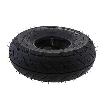 Homyl 1 Psc Rueda Neumático con Tubo 3.00 x 4 para mini ATV Quad Facíl Instalar: Amazon.es: Coche y moto