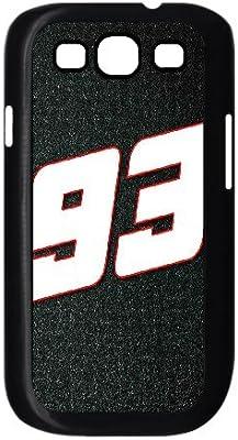 Samsung Galaxy S3 I9300 Phone Case Marc Marquez Ns1683: Amazon.es: Electrónica
