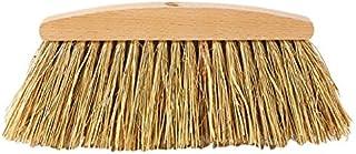 Perfetto Broom in Saggina and Coccia Legno Harvest, Wood, Natural, One Size