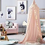 M&M Mymoon Mosquito Net Dome Bed Canopy Tent Hanging...