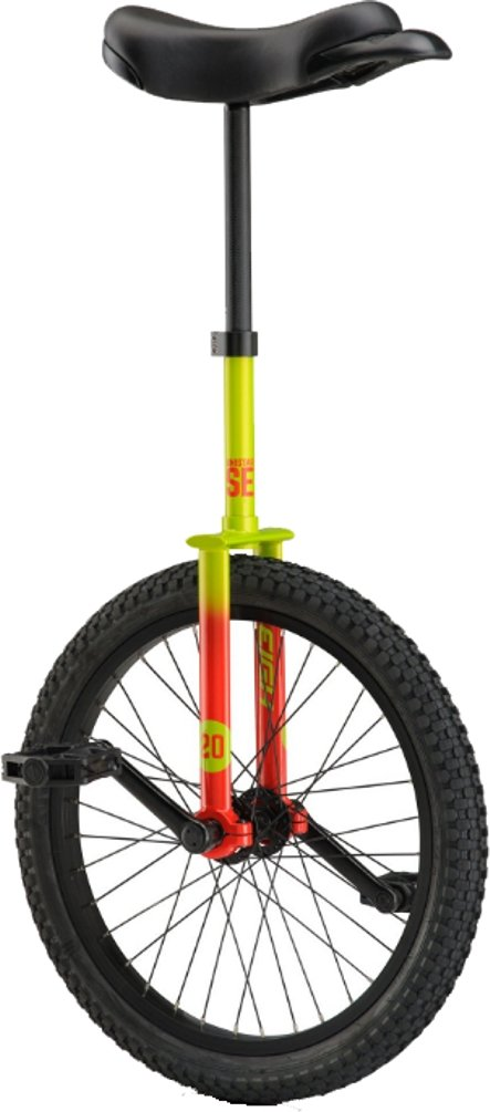 RALEIGH Unistar SE 20, 20inch Wheel Unicycle, Green by RALEIGH