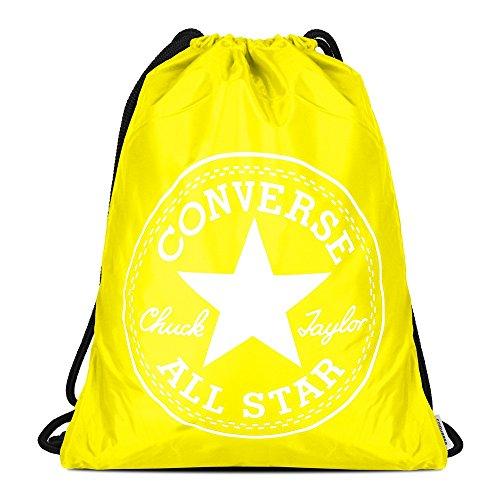 CONVERSE Unisex bolsa amarilla 10005428-A03 Giallo