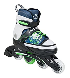 HUDORA Kinder Inline-skates Kinderinliner, blau, 34-37, 37337