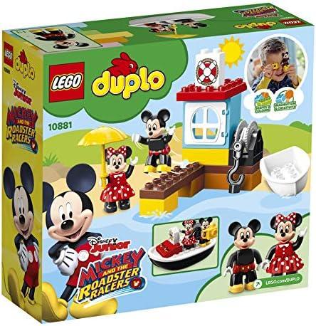 LEGO Duplo - La barca di Topolino, 10881