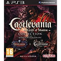 PS3Castlevania: Lords of Shadow–-Collection (Pegi)