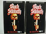 Black Sabbath- The Collection- Parts 1 & 2 {2 Audio Cassettes}