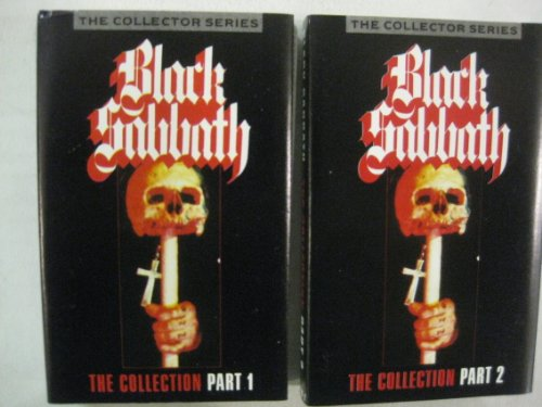 Ozzy Osbourne - Black Sabbath- The Collection- Parts 1 & 2 2 Audio Cassettes - Zortam Music