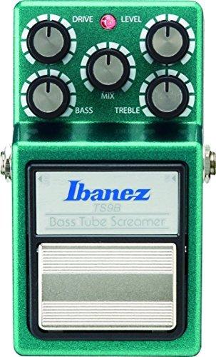 Ibanez TS9B 9 Series Bass Tubescreamer Distortion Pedal