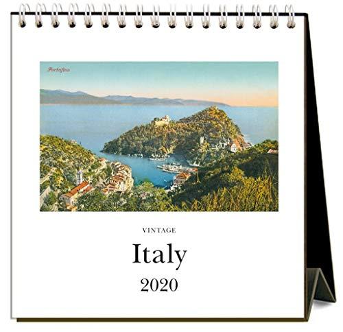 Easel Calendar 2020 - Italy 2020 Calendar