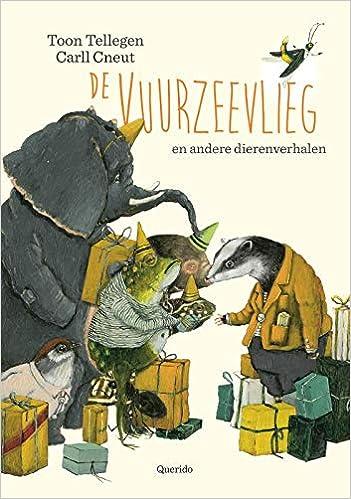 Betere De vuurzeevlieg en andere dierenverhalen: Amazon.es: Tellegen MF-63