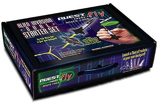 RTF Micro Alien Invasion Dual Starter Set HAZ by Quest Aerospace