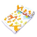 Storeofbaby Summer Baby Portable Diaper Changing Pad Waterproof Infant Change Mat Yellow