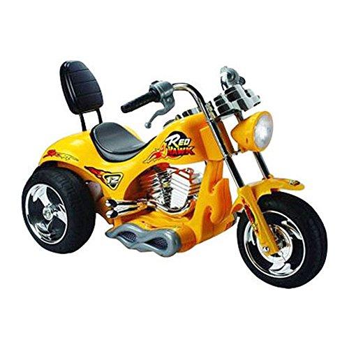 New 2015 Super Chopper Red Hawk Motors 12v Kids Ride On