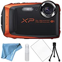 Fujifilm FinePix XP90 Digital Camera Orange