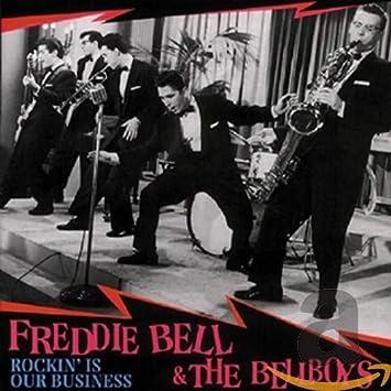 Amazon | ROCKIN IS OUR BUSINESS | FREDDIE BELL | 輸入盤 | 音楽