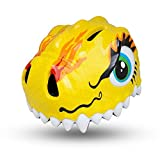 West Biking 3D Toddler Bike Helmet Safety for Cycling-Scooter-Skating Protect Your Kids (Dinosaur-Yellow) For Sale