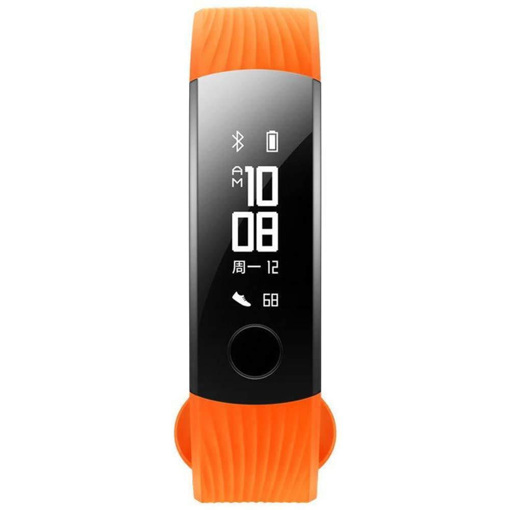 MI-Pedometri Smart Wear Sport Armband Männer und Frauen Herzfrequenz Armband Schlaf Überwachung wasserdicht Schwimmen Uhr Armband Schrittzähler Damen Sportanzug [Smart Armband + Körperfettwaage]