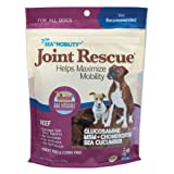 Sea Mobility Joint Rescue Beef Jerky Strips for Dogs by Ark Naturals – 9oz/255g, My Pet Supplies