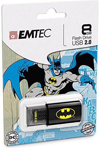 EMTEC Click Flash Drive Batman