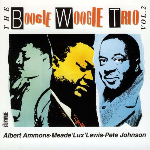 The Boogie Woogie Trio vol. 2