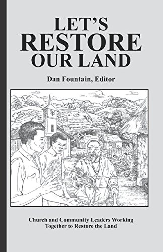 Let's Restore Our Land: Church and Community Leaders Working Together to Restore the Land pdf