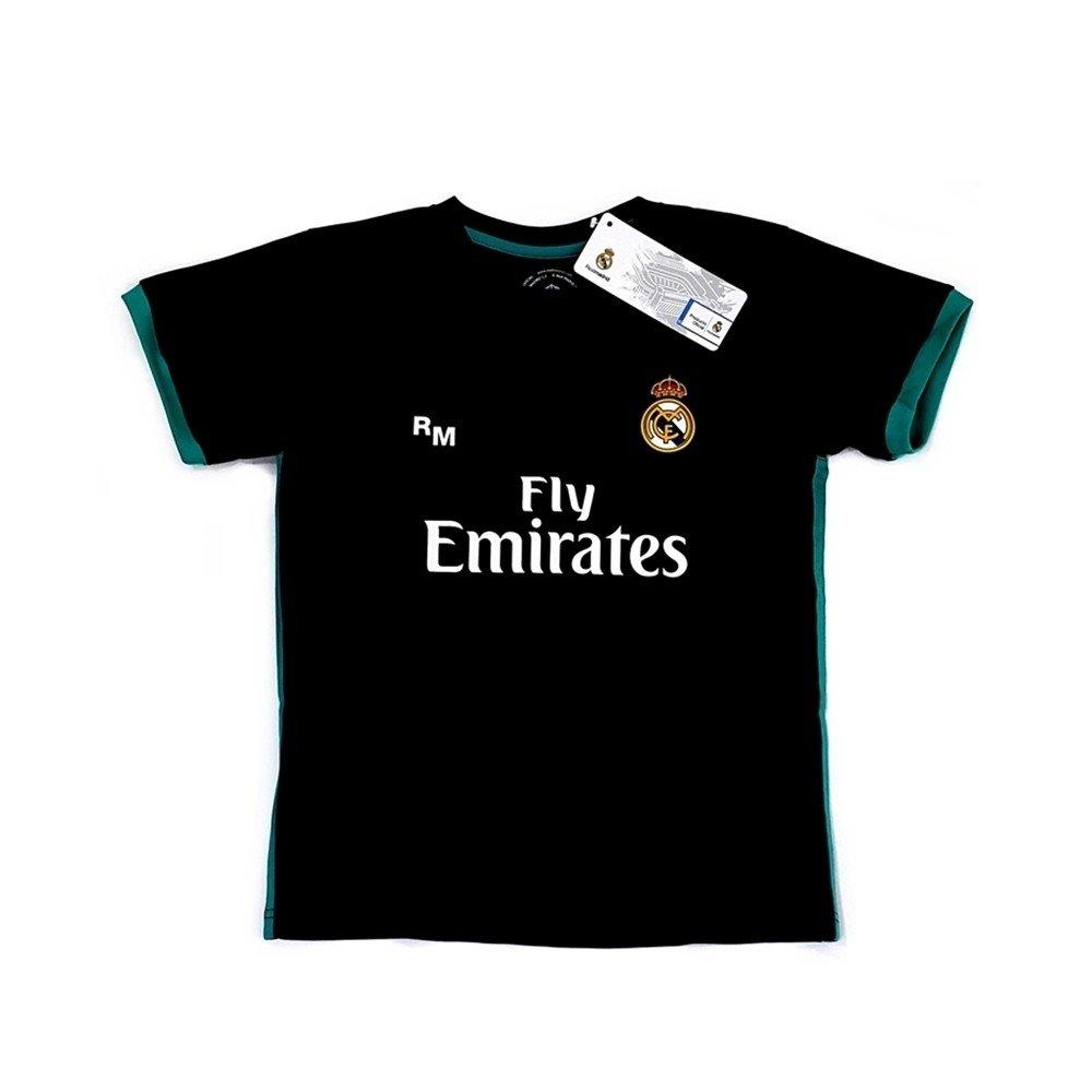 Camiseta Real Madrid réplica Oficial Junior Segunda equipación ...