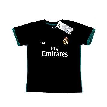 Camiseta Real Madrid oficial junior segunda equipación [AB3905]