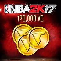 NBA 2K17: 120,000 VC Full Price - PS3 [Digital Code]