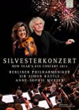 Berliner Philharmoniker - New Year's Eve Concert 2015 - Simon Rattle - Anne-Sophie Mutter [Blu-ray]