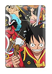 Nick Watson's Shop 5950558K78403681 Ipad Cover Case - One Piece Chibis Protective Case Compatibel With Ipad Mini 3