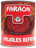 FARAON Refried Beans, 31 Ounce (Pack of 12)