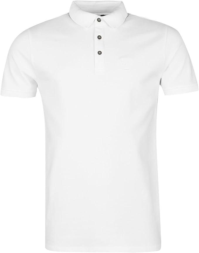 Firetrap Hombre Beam Polo Camisa Camiseta Ropa Vestir Casual ...