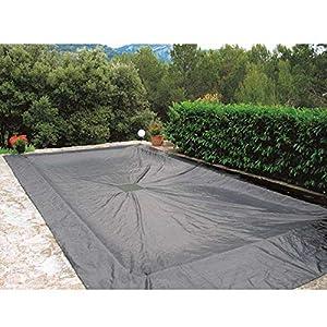 Provence Outillage Cubierta 9 x 5 m para Piscina Rectangular 140 g/m²