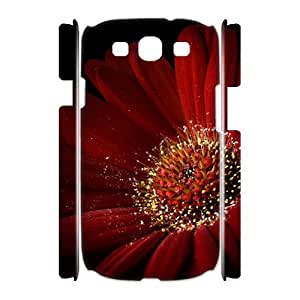 LASHAP Phone Case Of pure daisy,Hard Case !Slim and Light weight and won't fade, Scratch proof and Water proof.Compatible with All Carriers Allows access to all buttons and ports. For Samsung Galaxy S3 I9300