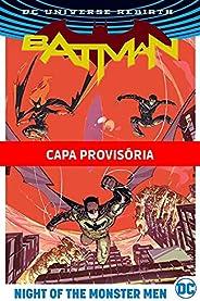 Batman por Tom King Volume 2: A noite dos homens monstro