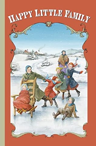 book cover of Happy Little Family