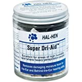 Super Dri Aid Hearing Aid Dehumidifier by Hal-Hen