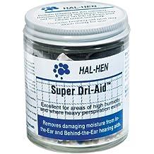 Super Dri Aid Hearing Aid Dehumidifier by Hal-Hen