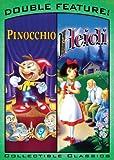 Pinocchio & Heidi