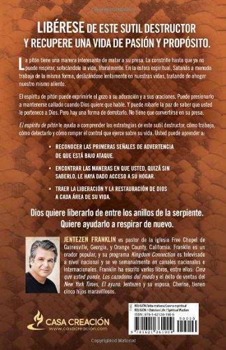 el-espritu-de-pitn-el-plan-de-satans-que-busca-exprimirle-la-vida-spanish-edition